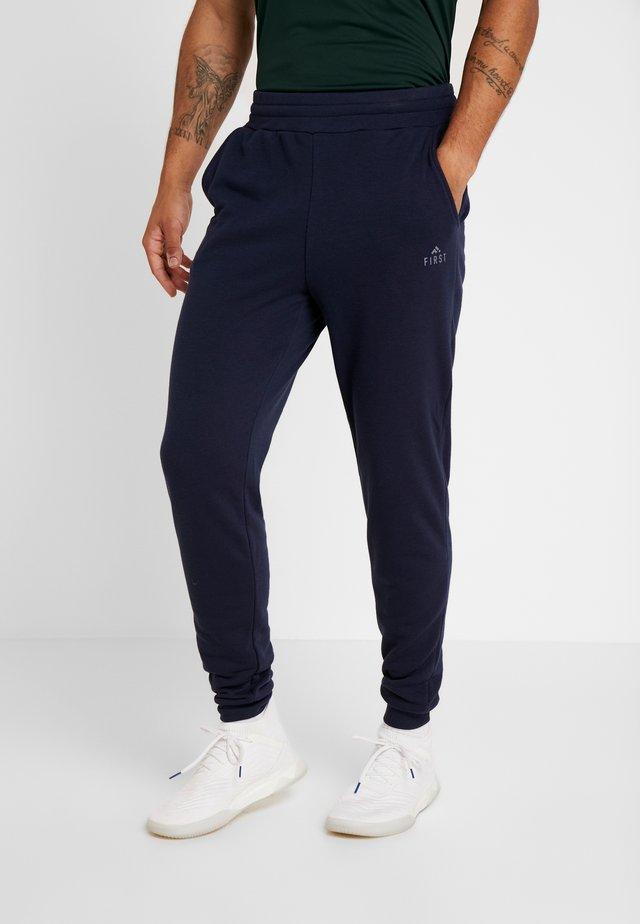 FRSFALCON PANTS UNIT - Spodnie treningowe - navy blazer
