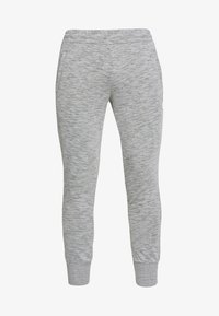 Jack & Jones - JJWILL PANTS - Tracksuit bottoms - light grey melange - 4