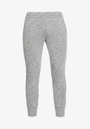 JJWILL PANTS - Tracksuit bottoms - light grey melange
