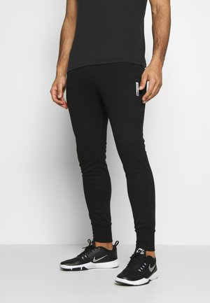 JJWILL PANTS - Tracksuit bottoms - black
