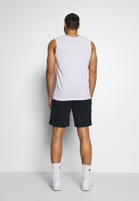 Jack & Jones Performance - JJIZPOLYESTER SHORT - Sports shorts - sky captain - 2