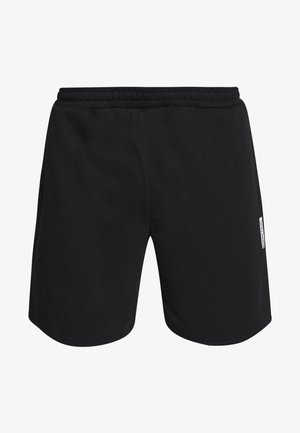 JJIZPOLYESTER SHORT - Sports shorts - black