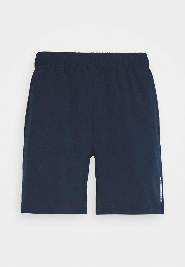 JCOZWOVEN - Sports shorts - navy blazer