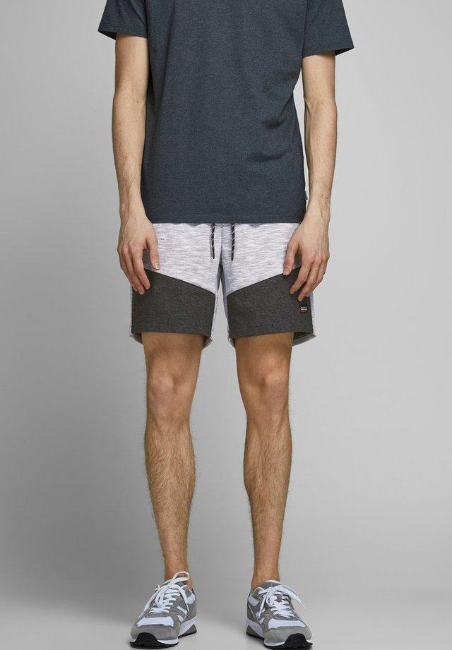 JJICOLT - Sports shorts - white melange