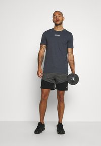Jack & Jones - JJICOLT - Sports shorts - pirate black - 1
