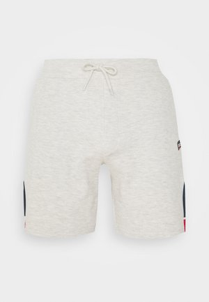 JJISPRINT SHORT - Sports shorts - white melange