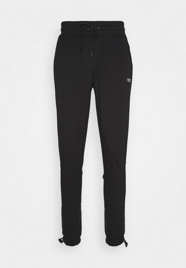 JJIWILL JJJENA PANT - Tracksuit bottoms - black