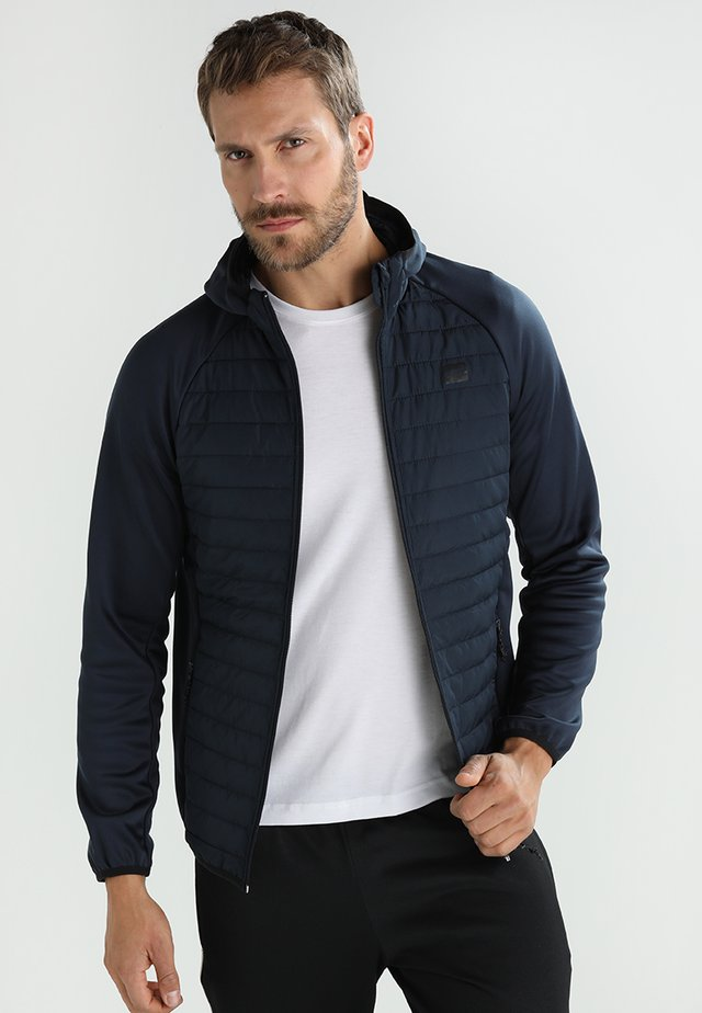 JCOMULTI QUILTED JACKET - Outdoorjakke - dark blue