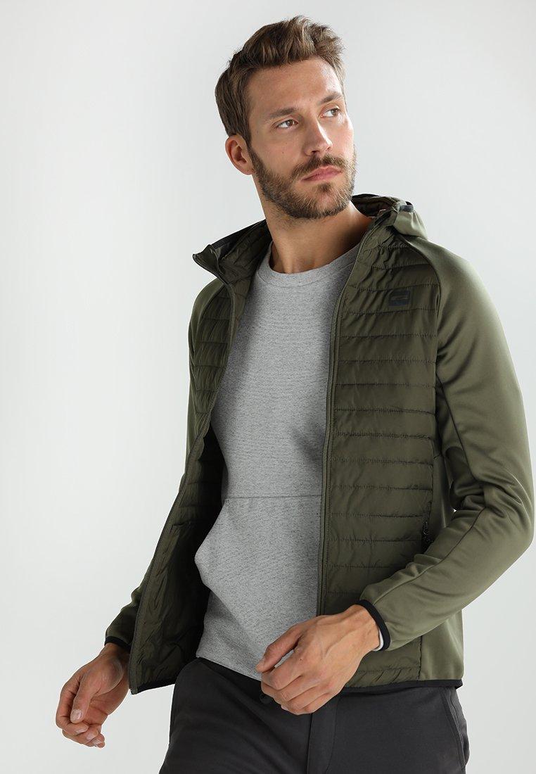 Jack & Jones - JCOMULTI QUILTED JACKET - Outdoor jacket - olive