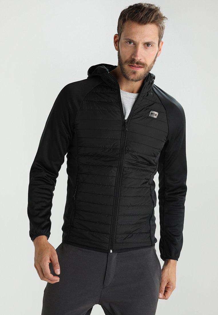 Jack & Jones - JCOMULTI QUILTED JACKET - Outdoor jacket - black