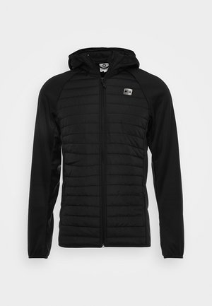 JCOMULTI QUILTED JACKET - Outdoorová bunda - black