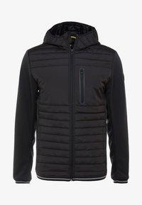 Jack & Jones - JCOTRIPPLE JACKET  - Outdoor jacket - black - 3