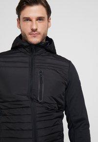 Jack & Jones - JCOTRIPPLE JACKET  - Outdoor jacket - black - 4