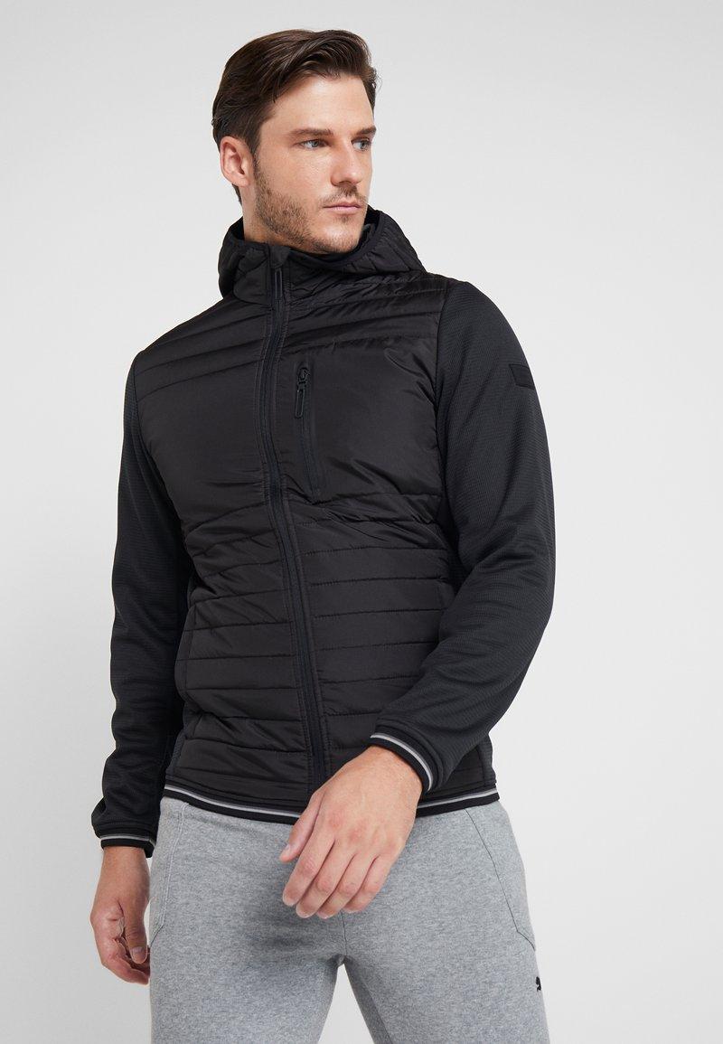 Jack & Jones - JCOTRIPPLE JACKET  - Outdoor jacket - black