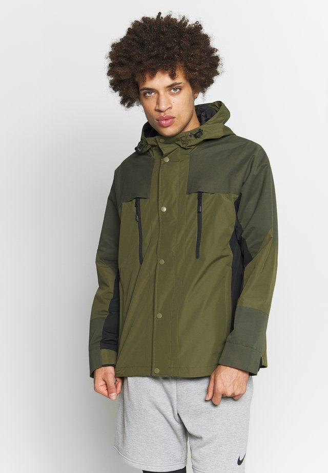 JCOSTEVEN JACKET - Outdoorjacke - forest night