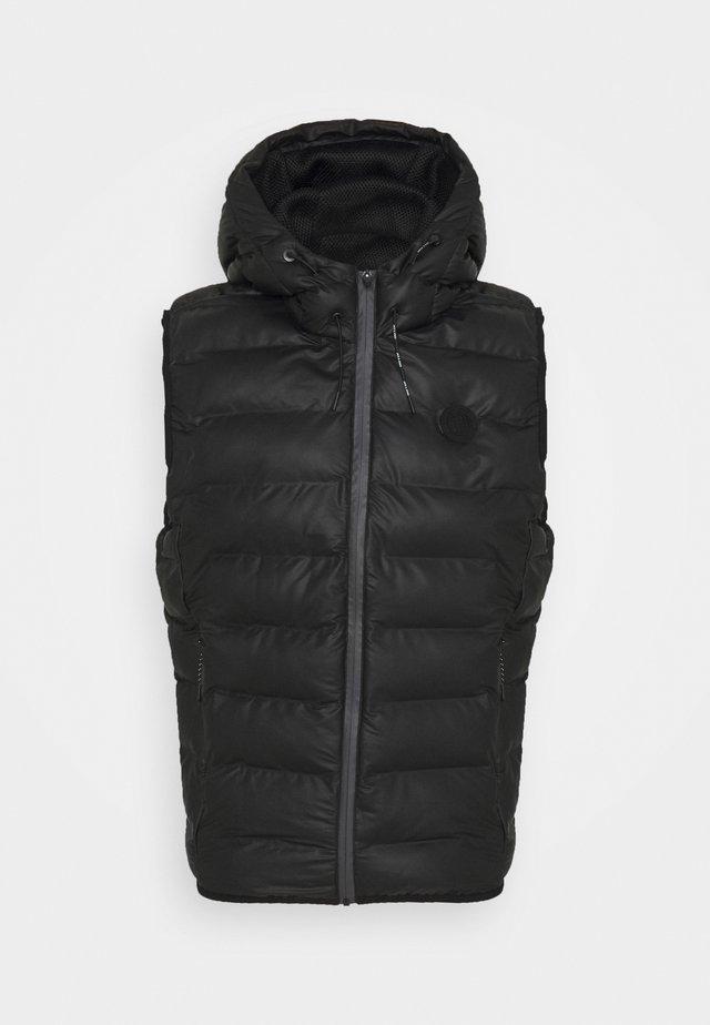 JCOLADE BODY WARMER - Waistcoat - black