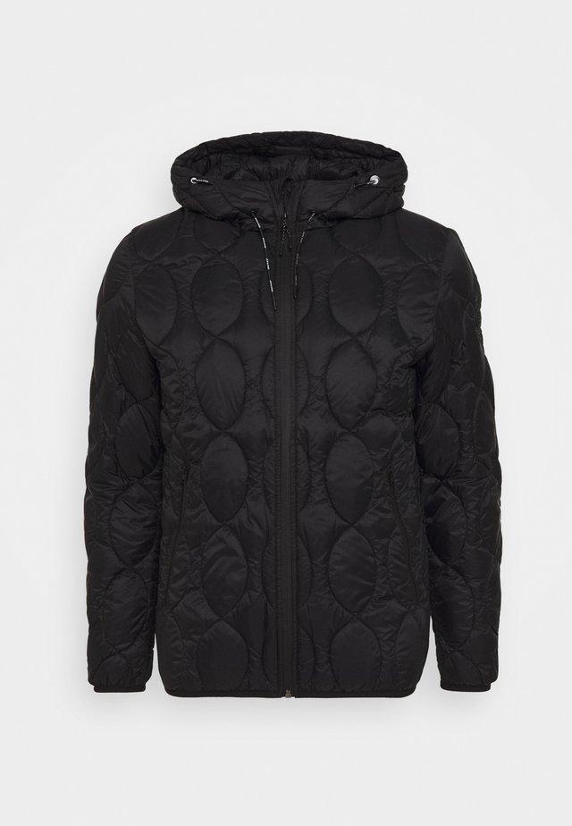 JCOGLOW - Down jacket - black