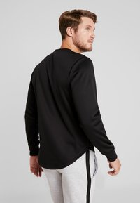 Jack & Jones - JCOCOUNT CREW NECK - Sweater - black - 2