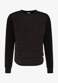 Jack & Jones - JCOCOUNT CREW NECK - Sweater - black - 5
