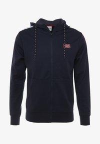 Jack & Jones - JCOISLAND ZIP HOOD - Zip-up hoodie - sky captain - 5