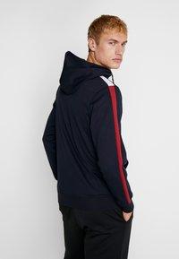 Jack & Jones - JCOISLAND ZIP HOOD - Zip-up hoodie - sky captain - 2