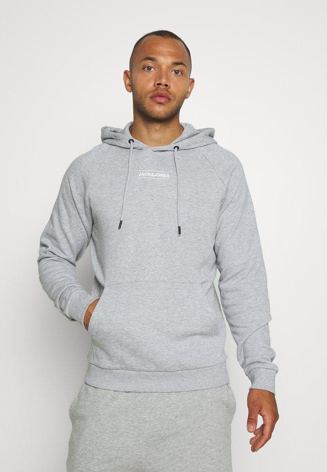 JCOTULIP HOOD - Hoodie - light grey melange