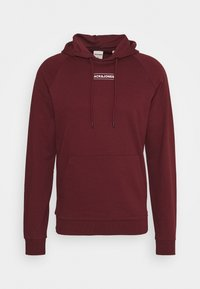 Jack & Jones - JCOTULIP HOOD - Sweat à capuche - port royale - 4