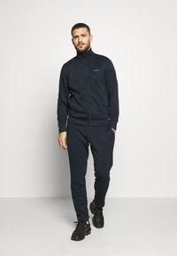 Jack & Jones Performance - JCOZPOLY SUIT - Tracksuit - sky captain - 1