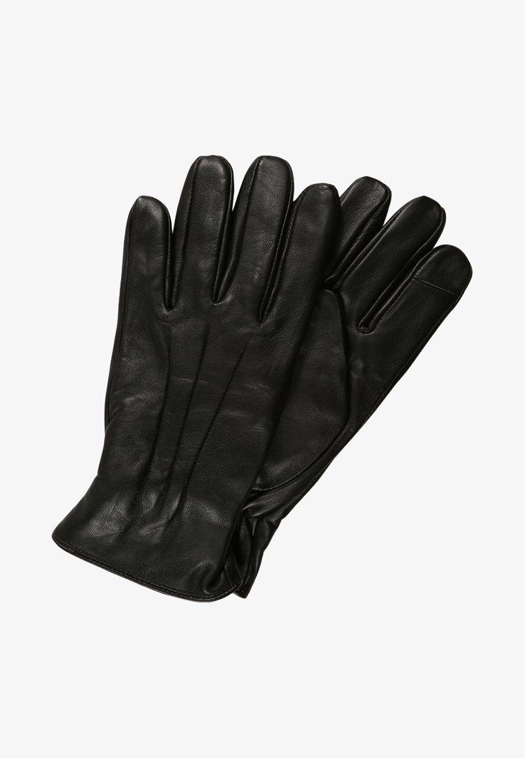 Jack & Jones - JACMONTANA GLOVES  - Gloves - black