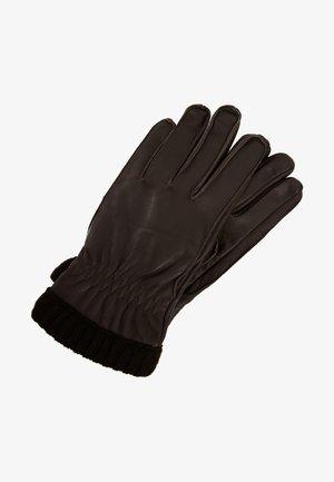 JACJACE GLOVES - Gloves - brown stone