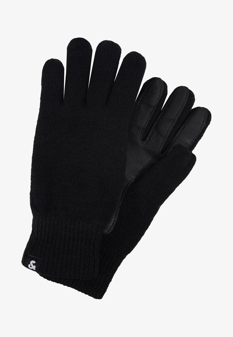 Jack & Jones - JACRYAN GLOVES - Gloves - black