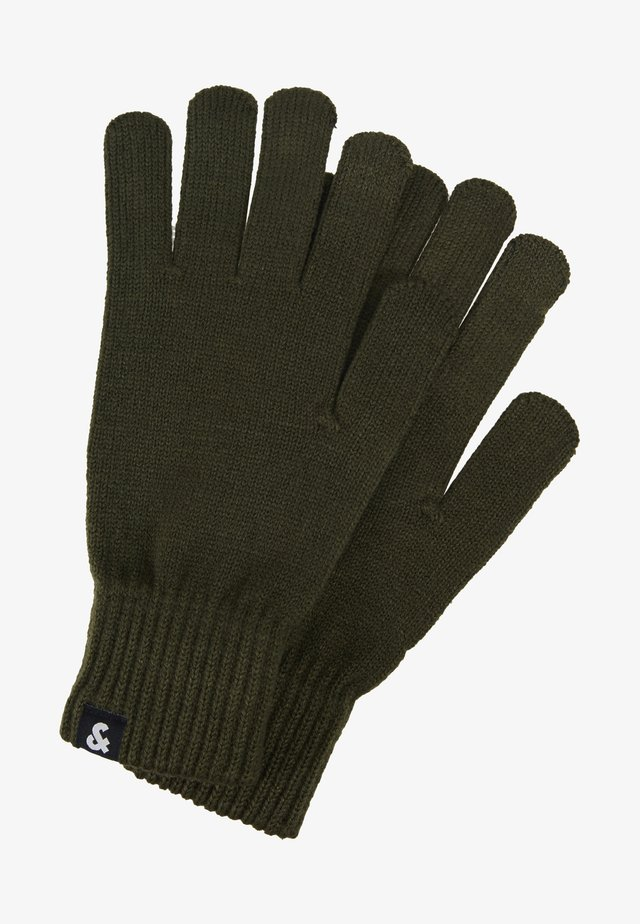 JACBARRY GLOVES - Fingerhandschuh - forest night