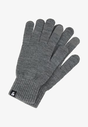 JACBARRY GLOVES - Guantes - grey melange