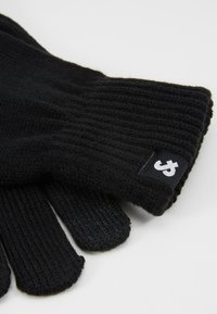 Jack & Jones - JACBARRY GLOVES - Guantes - black - 3