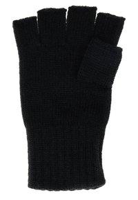 Jack & Jones - JACHENRY FINGERLESS GLOVES - Fingerless gloves - black - 2