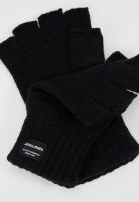 Jack & Jones - JACHENRY FINGERLESS GLOVES - Fingerless gloves - black - 3