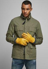 Jack & Jones - Gloves - yellow - 0