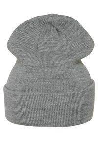 Jack & Jones - JJDNA BEANIE - Čepice - grey - 3