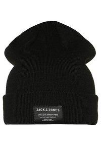 Jack & Jones - JJDNA BEANIE - Čepice - black - 2
