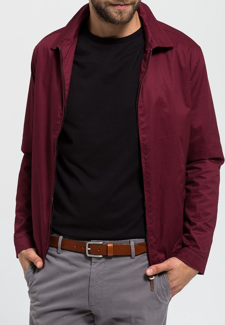 Jack & Jones - JACLEE BELT - Belt - mocha bisque