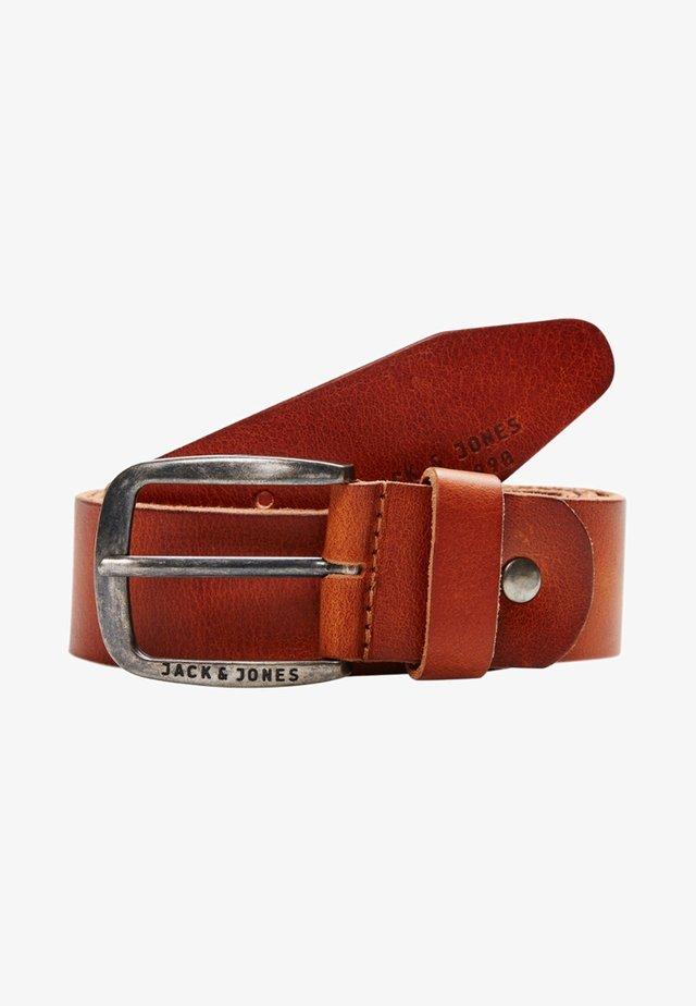 JACPAUL BELT - Belt - mocha bisque