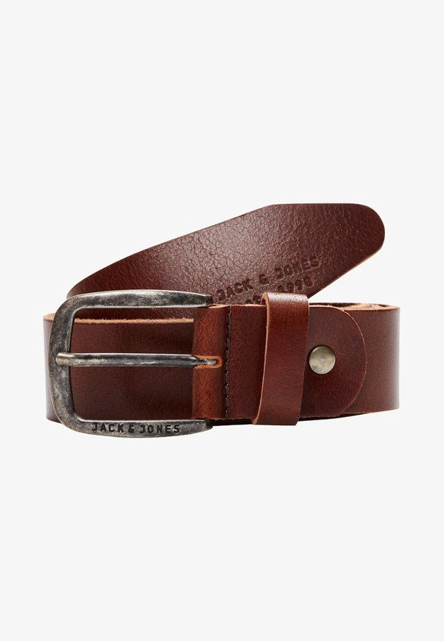 JACPAUL BELT - Gürtel - black coffee