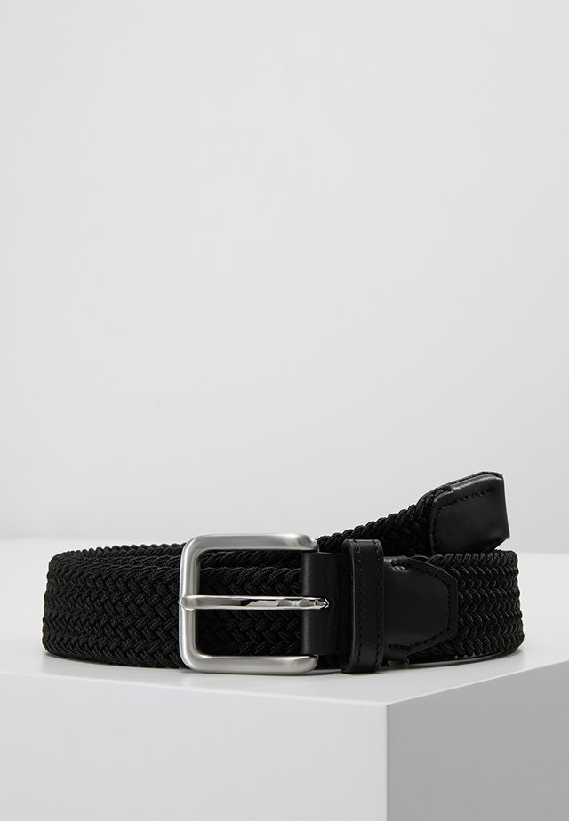 JACSPRING BELT - Bælter - black