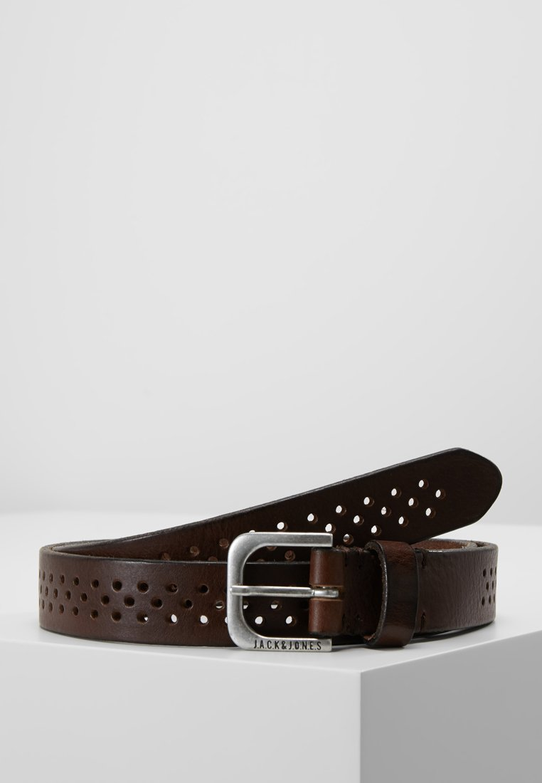 Jack & Jones - JACSONTRA BELT - Gürtel - black coffee