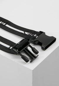 Jack & Jones - JACTEXT LOGO BELT - Pásek - black - 2