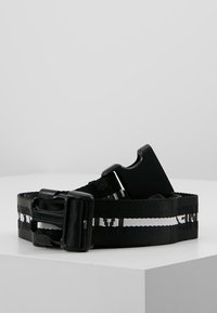 Jack & Jones - JACTEXT LOGO BELT - Pásek - black - 0