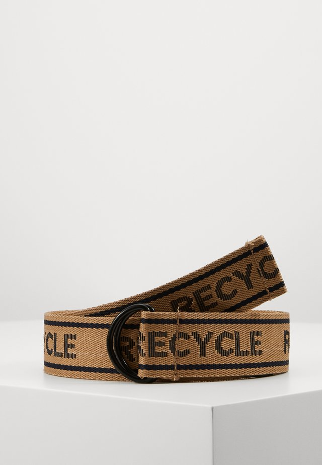 JACFLEX BELT - Skärp - tigers eye