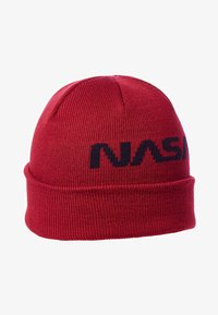 Jack & Jones - NASA  - Mütze - rio red
