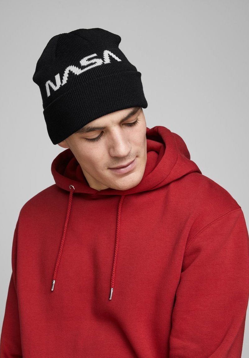 Jack & Jones - NASA  - Mütze - black