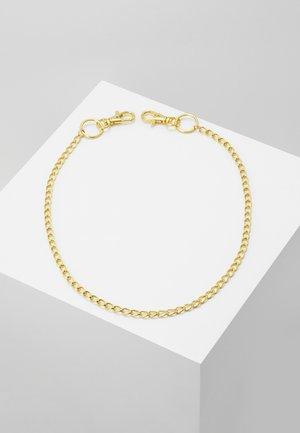 JACTOM CHAIN - Keyring - gold-coloured